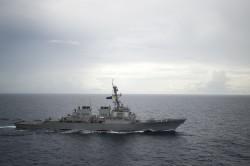 美中南海衝突細節曝光! 美艦首次收到「後果自負」威脅...