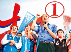 不認同挺韓 王金平好友籲支持陳其邁