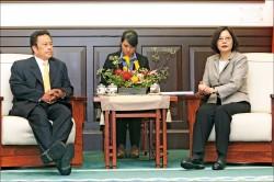 無畏中國禁遊令打壓 帛琉總統訪台