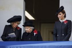 女王伊莉莎白戴了5朵! 一戰百年紀念 為何要戴虞美人花?