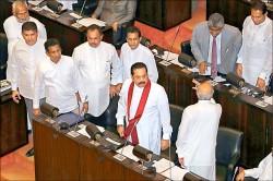 斯里蘭卡總統解散國會 裁定違憲