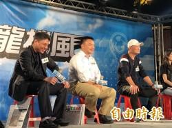 高思博不去政見會 上政論節目批:台南鄉親善良卻被欺壓