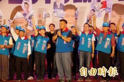 國民黨雲嘉嘉南大造勢 高思博:創南台發財圈