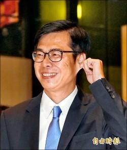 高雄市長選舉辯論》陳其邁:勿用又老又窮嘲笑高雄的痛苦