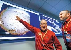 美「洞察號」登陸火星 傳回首張照片