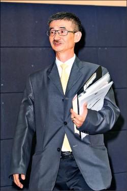 吳祥輝涉恐嚇 警今約談
