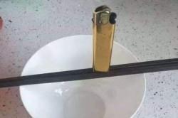 正妹飯後留下「碗筷+打火機」 老司機秒懂:晚上有好事!