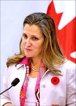 大突破 加拿大考慮與台洽談投保協議