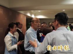 小內閣進度 韓國瑜:已完成7、8成 12月22日一次公布