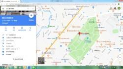 改回來了! Google地圖上「國立台灣圖書館」重新正名