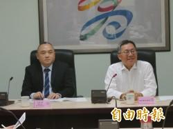 韓國瑜證實  潘恆旭出任高雄市觀光局長