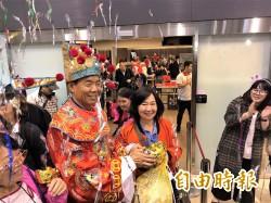 郵輪旅行夯!基隆港迎接今年台灣第120萬名遊客