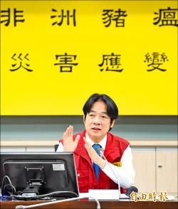 中國海漂死豬/我通報OIE 籲開鄰國防疫會議