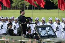 再恐嚇台灣?習近平要中國軍隊強化打仗意識