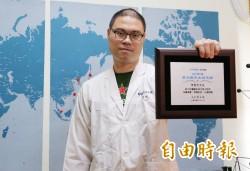 「減毒沙門氏菌」治腫瘤 中山大學李哲欣獲吳大猷獎
