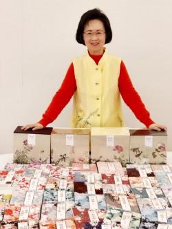 強拖病體效忠韓國瑜 80歲瓊瑤「上蒼給我的考驗」