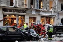 巴黎大爆炸造成傷亡 觀光局:目前無國人傷亡訊息