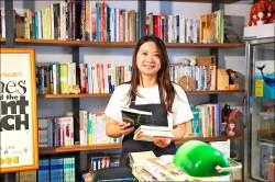 【有意思的店】花蓮‧練習曲書店 小鎮溫馨圖書空間