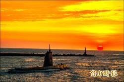 台船妙手大修 70歲「海獅」重返部隊