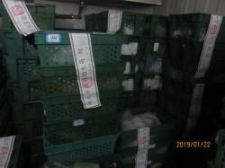 板橋知名雞排店疑供應過期原料 業者:舊籃子未換標籤