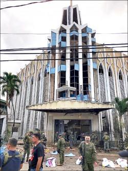 菲南教堂遭恐攻 5士兵、15平民罹難