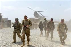 阿富汗17年戰爭露曙光 傳美一年半內撤軍