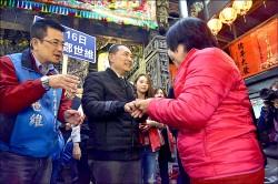 新北立委補選 蘇貞昌、侯友宜「延長賽」