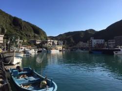年假走春到北海岸秘境鼻頭漁港 看風景吃海鮮