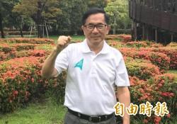 預測2020 陳水扁:民進黨沒人敢挑戰蔡英文