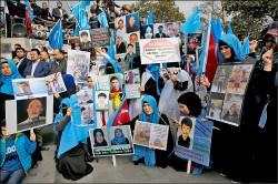 中國「再教育」維族 土耳其批「人道恥辱」