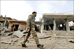 清剿IS最終戰役 敘反抗軍開戰