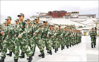 想與中國簽和平協議 先看看西藏下場