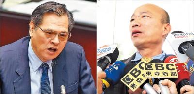 陸委會:韓、柯市長才該打開中共僵硬腦袋
