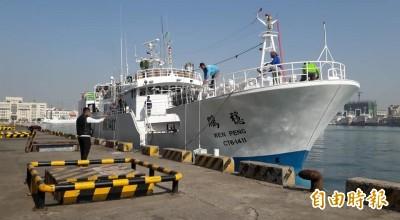 穩鵬號海上喋血案 3台灣人遭拘禁機艙 15船員落海救起4人