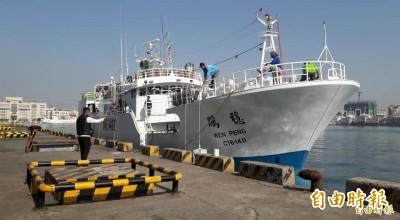 我漁船「穩鵬號」海上喋血、船員落海 澳洲派遣軍機救援