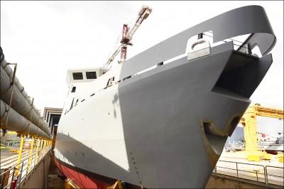 獵雷艦採購案 監院糾正國防部、金管會、漁業署