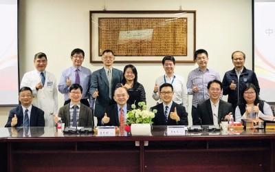 明道中學、中山醫學大學攜手合作 簽定「策略聯盟」