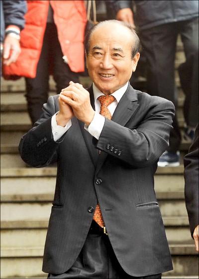 七三制定案 王金平3月7日宣布參選
