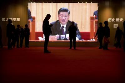 中國人大5日舉行 日媒:習近平面臨內憂外患的「試煉舞台」