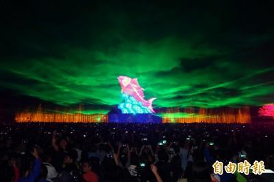 台灣燈會人潮「1天抵3年」 大鵬灣要藉「燈流」大鵬展翅