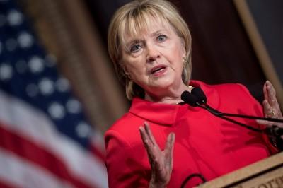 川普勁敵少一人 希拉蕊表態不選2020美國總統