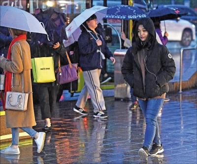 北台灣濕冷 低溫探11度