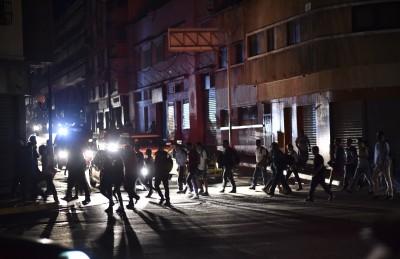 委內瑞拉昨全國大停電 總統馬杜洛怪罪美國