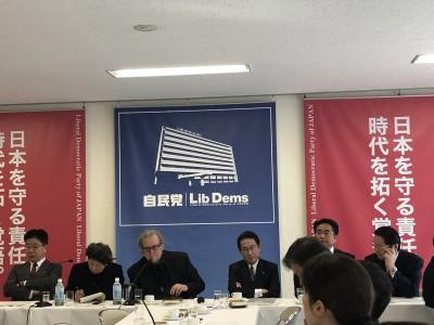 班農自民黨總部演說砲轟中國 籲日美聯手抗擊「紙老虎」