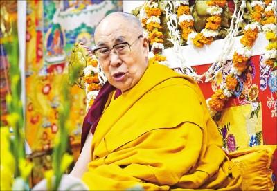 達賴:藏人不會承認中國選的活佛