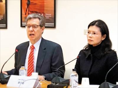 美宗教大使 促北京釋放李明哲