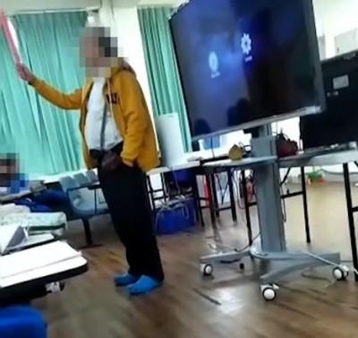 「韓粉」老師要學生喊政治口號 段宜康嘆:小時候也遇過