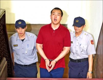 中生扮共諜 周泓旭判1年2月定讞
