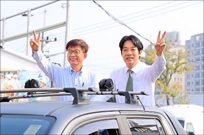 成功抵擋「韓流」 賴:保住真氣 心存感激