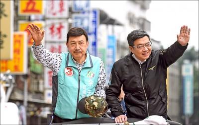 韓流退散 卓榮泰:選民做出最嚴厲的審判
